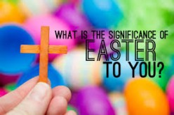 What Easter is All About