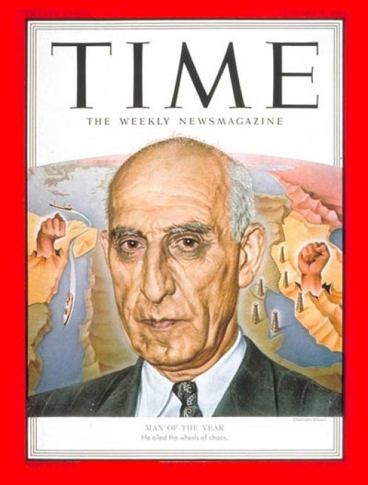 Mossadeq: The scary choice of the people.