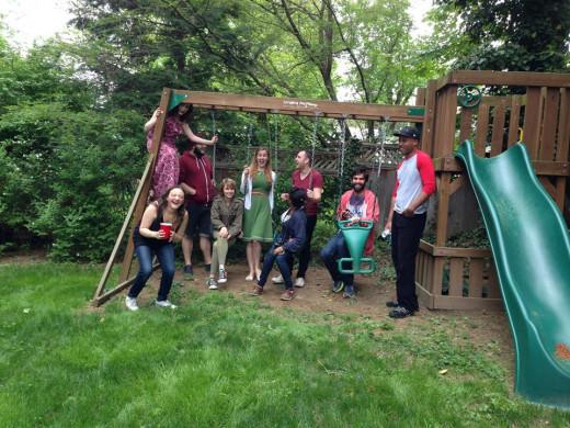 The Arcadia University Theatre Class of 2014