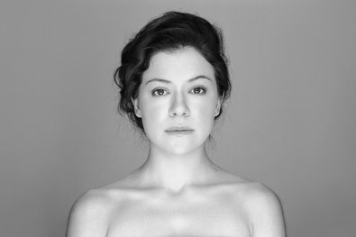 "Tatiana Maslani photo by Mark Peckmazian  ""Orphan Black"""