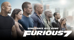 Furious 7 the film.
