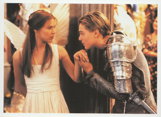 "While filming ""Romeo + Juliet,"" Claire Danes felt DiCaprio was immature, while he thought she was uptight."