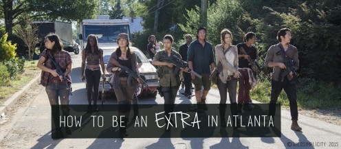 How to Become a Movie Extra in Atlanta