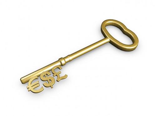 key to money success