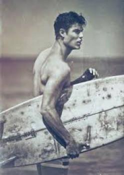 A surfer dude.