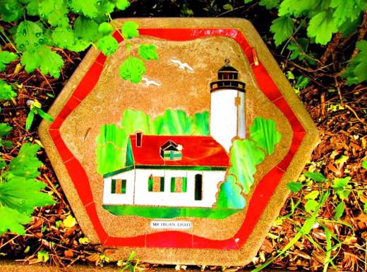Michigan Island Lighthouse