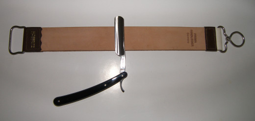 If you use a straight razor, proper maintenance of your blade with a strop can help guard against razor burn.