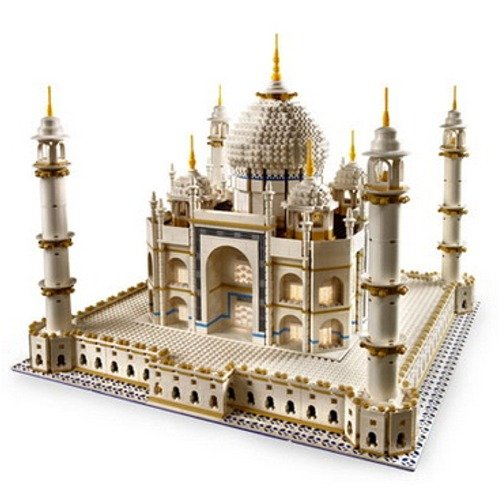 LEGO Creator Taj Mahal (2008)