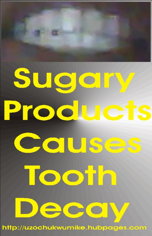 The intake or consumption of sugary product is one of the major causes of tooth decay.