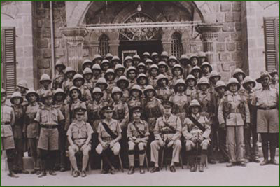 The Cypriot Regiment