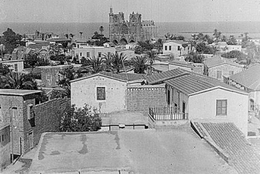 Famagusta was once a mixed city occupied by both Greek Cypriots and Turkish Cypriots