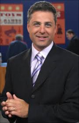 "This is the host of Antiques Roadshow, Mark Walberg---obviously not the Mark Wahlberg, formerly of ""Marky Mark and the Funky Bunch,"" but a different one."