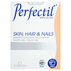 Works or Hoax? Perfectil Skin, hair and nail supplements