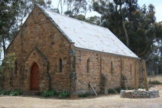 Moliagul Church