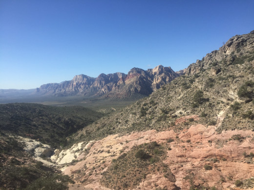 Red Rock Canyon is a beautiful place to enjoy nature and get some fresh air.