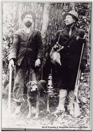 Appalachian coon hunters