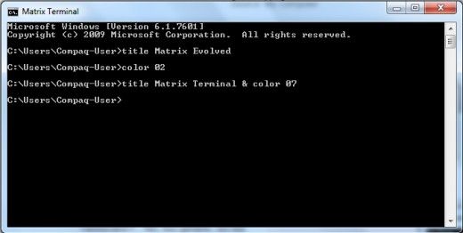 "The ""&"" attribute in command prompt is the easiest way to run 2 commands at once."