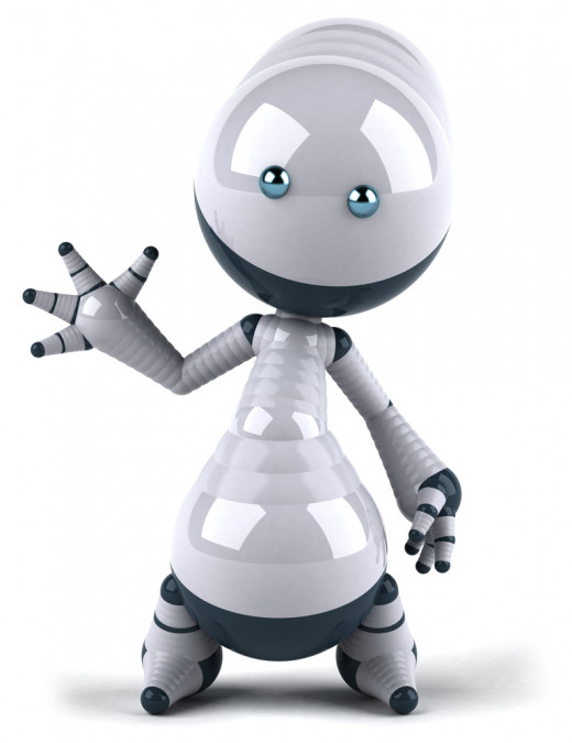 A chatter robot, chatterbot, chatbot, or chat bot