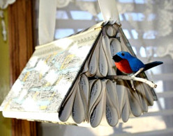 Bird and Bird Stuff Crafts