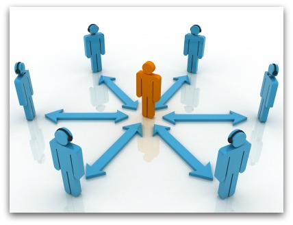 Facilitative leadership requires collaboration. The leader(s) discuss an issue with experts and/or appointed team heads, stating their terms beforehand, and then consider the suggestions of the group. Together, the group reaches a decision.