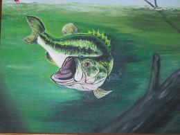 a big fish awaits...