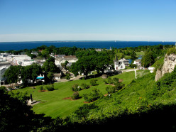 Spending a Day in Mackinac Island
