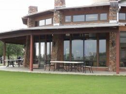 The Caldwell Cafe at the Golf Club