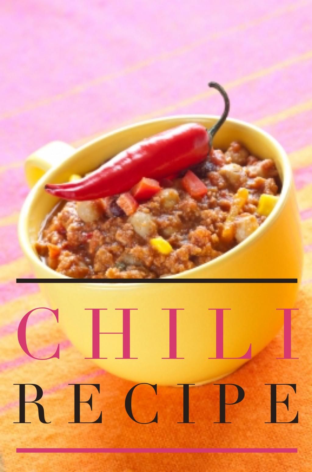 Chili Chile Con Carne Recipe Hubpages