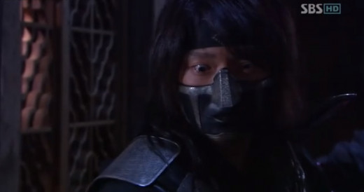Korean Drama Iljimae