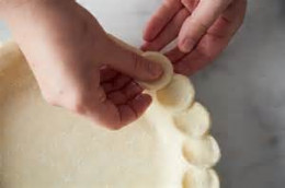 Scalloped Pie Dough