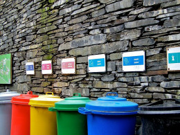 Recycling at all levels within a business is an important aspect of social responsibility.