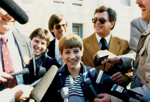 Ryan White is often touted for his communication skills that helped fight misconceptions of AIDS, and how it was spread.