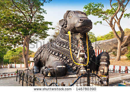 Nandi at Mysore