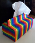 Free Tissue Box Cover Patterns and Tutorial