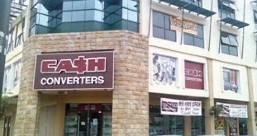 LAMPER BERGER CASH CONVERTERS