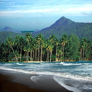 Ganapatipule beach, India