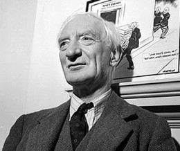"""William Beveridge, author of the 1942 """"Beveridge Report"""" and spiritual father of the National Health Service"""