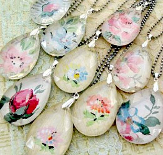 vintage style crafts