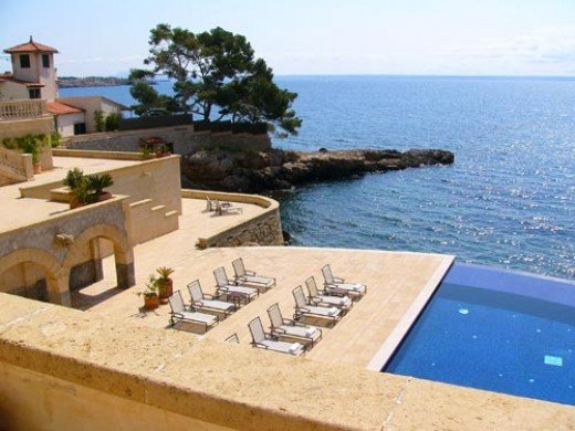 A Resort in Spain