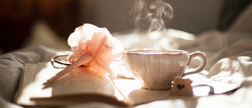Soothing and relaxing tea is a delightfully refreshing beverage.