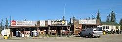 Downtown Chicken, Alaska