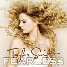 The album where You Belong with Me was a song.One of Taylor Swift's earlier albums, too.
