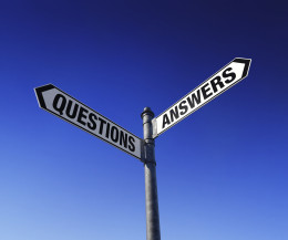 When we would like to understand something that is difficult, we may have to ask questions to other people, at the same time we should ask ourselves and think hard what these issues might mean, it is only natural to do so and we should compare them.