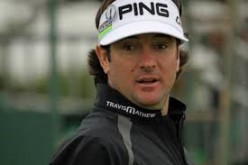 Bubba Watson, pro golfer.