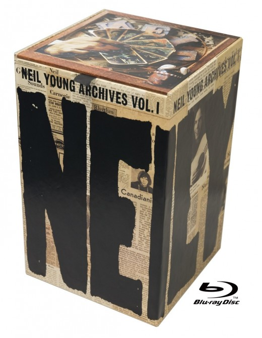 Neil Young Archives, Volume  1 1963-1972