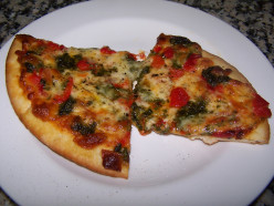 The Odd Pizza Won't Make You Fat
