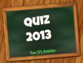 General Knowledge Quiz 2013