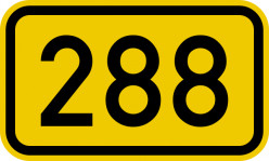 Mathematical Properties of the Number 288