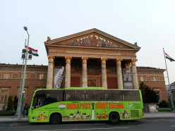 Budapest on a Binge: A Tour on Steroids