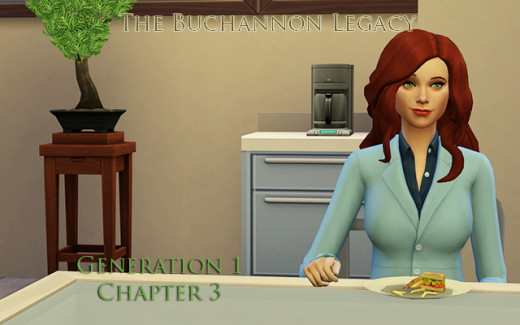 The Buchannon Sims 4 Legacy Challenge: Generation 1, Chapter 3